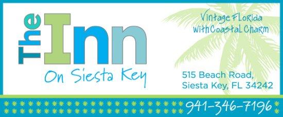 The Inn on Siesta Key: Our new LOGO