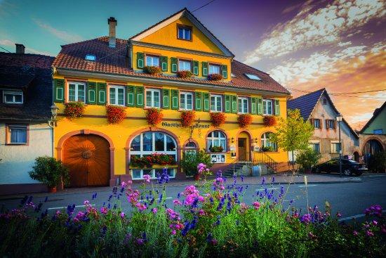 gasthaus zur sonne ihringen germany hotel reviews photos price comparison tripadvisor. Black Bedroom Furniture Sets. Home Design Ideas
