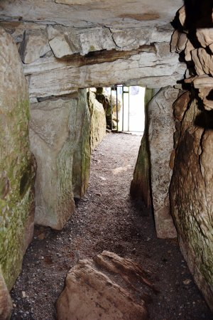 Oldcastle, Irlandia: Exit the Cairn
