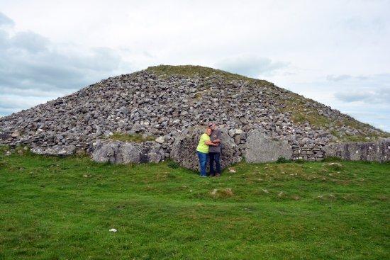 Oldcastle, Irlandia: Loughcrew Megalith