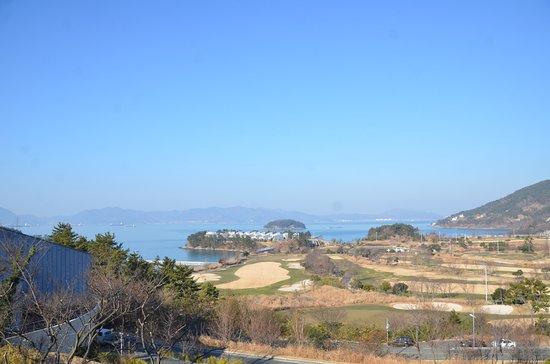 The Ananti Namhae: Lovely vista