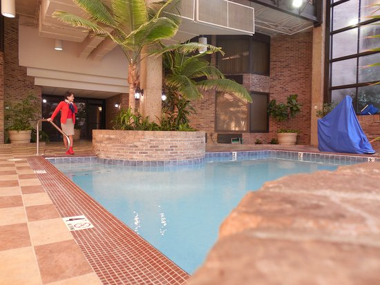 Indoor Swimming Pool Picture Of Doubletree By Hilton