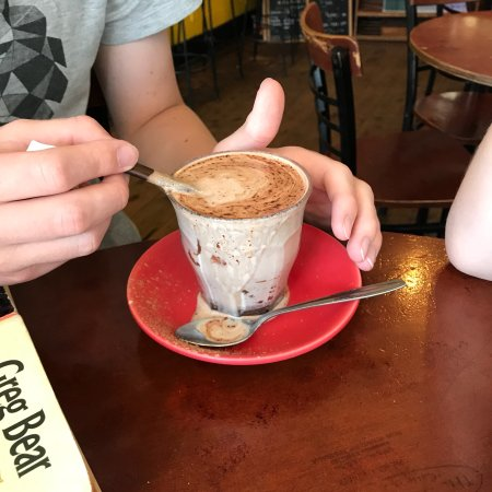The Elephant Bean Cafe: photo0.jpg