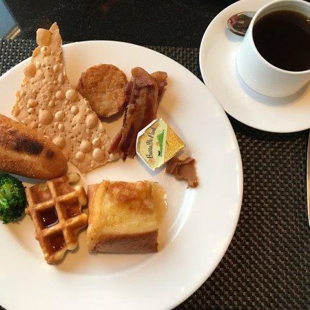 朝食が美味しいホテル