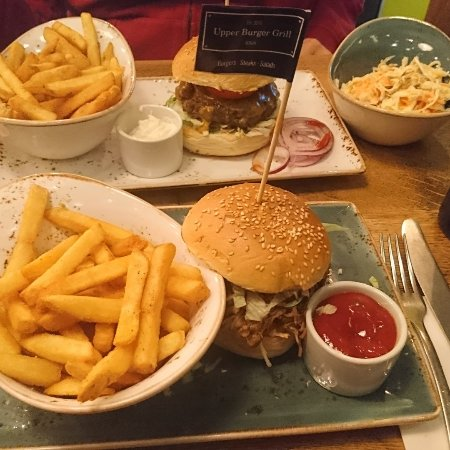 upper burger grill berlin charlottenburg restaurant reviews phone number photos. Black Bedroom Furniture Sets. Home Design Ideas