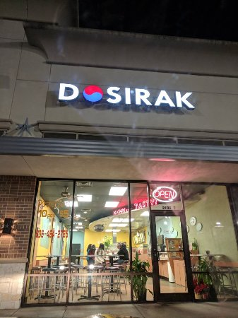 Dosirak Korean Cafe