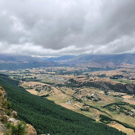 Arrowtown, New Zealand: Bush Creek Trail