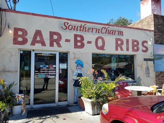 Southern Charm Restaurant Jacksonville Fl