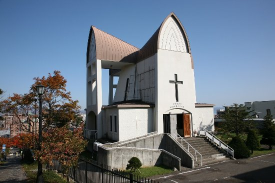 St.John's Church Hakodate
