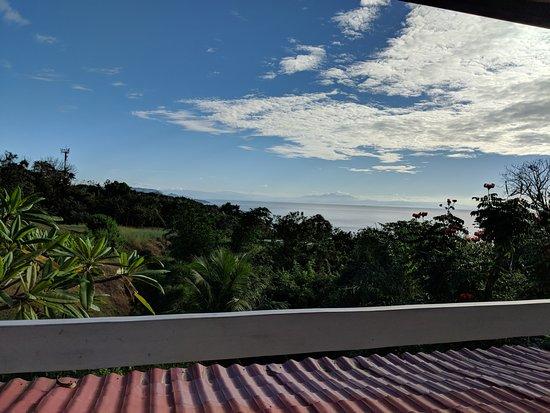 Hotel Casitas Sollevante: Sunny day view from room. (Apt. Arriba)