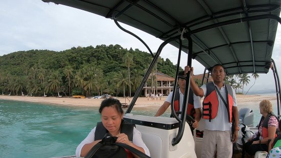 El Nido Resorts Pangulasian Island: Sadly leaving to Clark