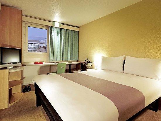 Harfleur, Francia: Guest room
