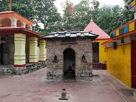 Haldwani, India: Shitla Devi Temple