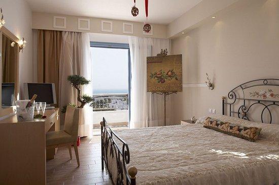 Agios Prokopios, Greece: Guest room