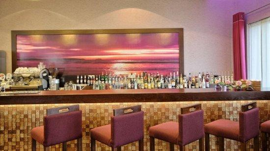 Proszkow, Polen: Bar/Lounge