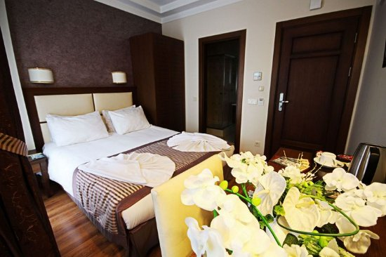 Guest room foto aristocrat hotel istanbul tripadvisor for Divalis hotel istanbul