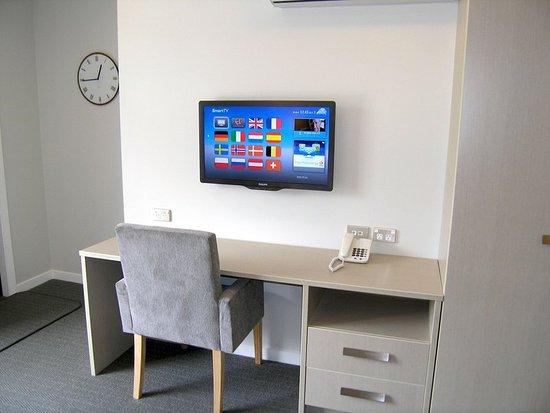 Kerikeri Homestead Motel & Apartments: Guest room