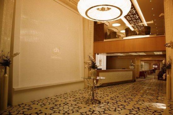 Darkhill Hotel: Lobby