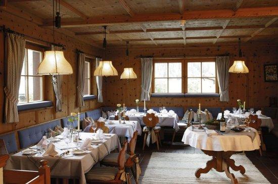 Hotel Gridlon Wellness am Arlberg: Restaurant
