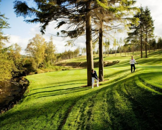 Macreddin Village, Irlanda: Golf course