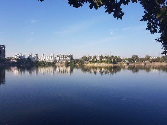 20171219_181809_large.jpg - Picture of Gandhi Sagar Lake, Nagpur ...