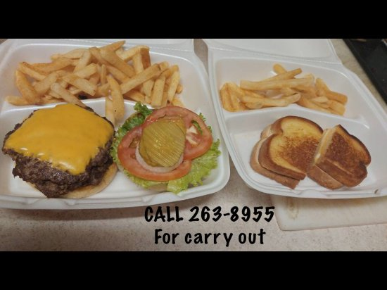 Abilene, KS: Carry out available. In a hurry? Call your order in ahead and we will have it ready for you to e