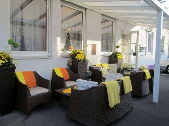 Raunheim, Deutschland: Bar/Lounge
