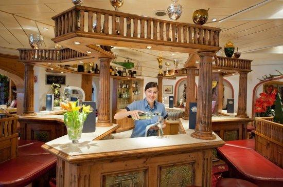 Activ Sunny Hotel Sonne: Bar/Lounge