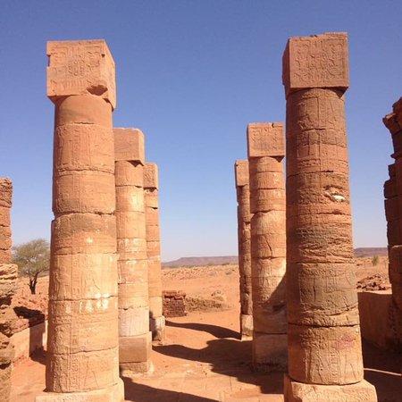 الخرطوم, السودان: Temple of Amun