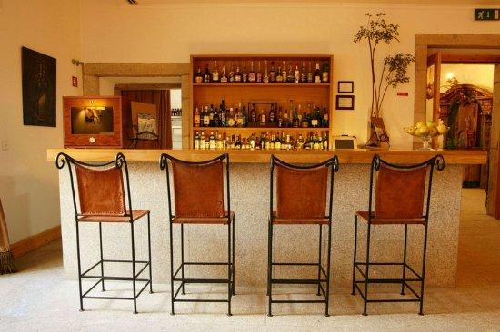 Vila Pouca da Beira, Portugal: Bar/Lounge