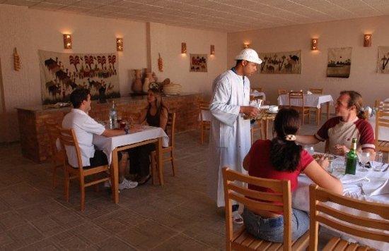 فندق سويسكار نويبع: Restaurant