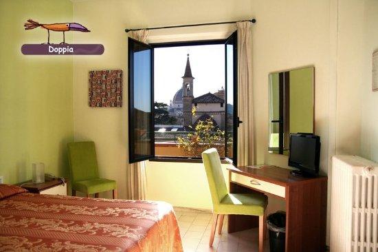 ALBERGO HOTEL PANORAMA FIRENZE - Ahora 57 € (antes 8̶3̶ ̶€̶ ...
