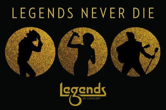Legends in Concert in Flamingo Las ...
