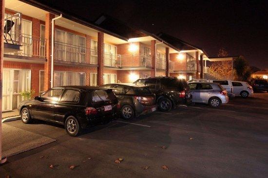 Cranford Oak Motel: Pool