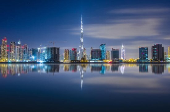 Dubai CIty Night Tour - See City of Lights in Evening with Professional Guide
