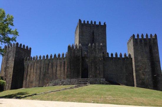Braga og Guimarães fra Porto