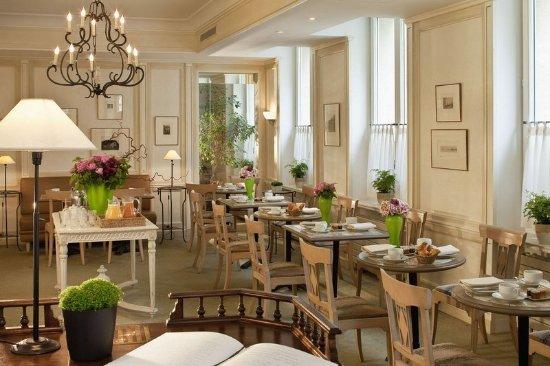 Hotel de l'Arcade: Restaurant