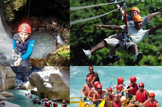 Rafting Canyoning and Zipline...