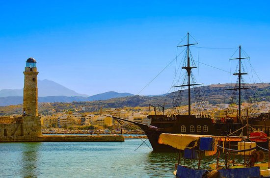 Rethymno: between East and West self-guided mobile tour