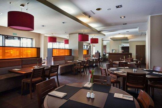 Pyrzowice, Polonia: Restaurant