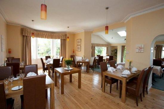 Hawkchurch, UK: Restaurant