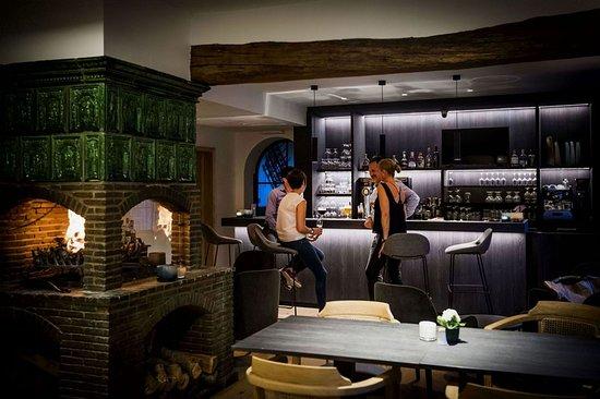 Rijmenam, Belgium: Bar/Lounge