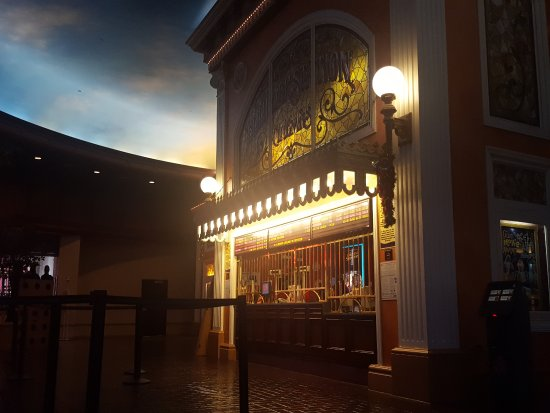 Boulder Station Hotel and Casino: theater