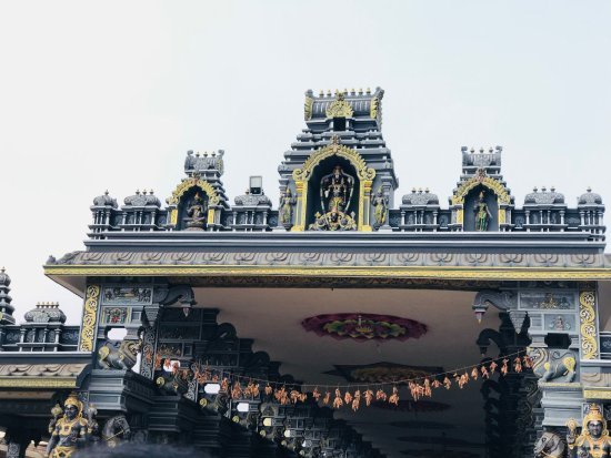 Dwaraka Tirumala, Inde: The main Entrance of the Temple