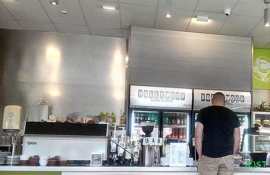 Pukekohe, Nieuw-Zeeland: coffee