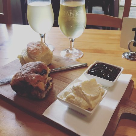 Scones and Cider