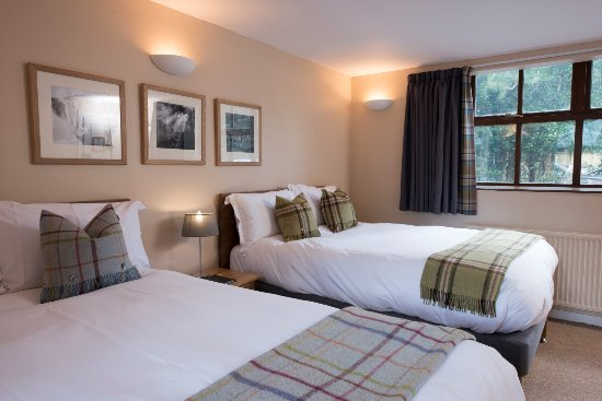 Torridon, UK: Twin room