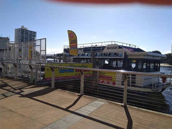 Tour תמונה של ‪gold Coast River Cruise With Optional