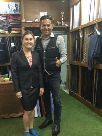 Mr K Best Tailors: My customer No. 2956 From USA.