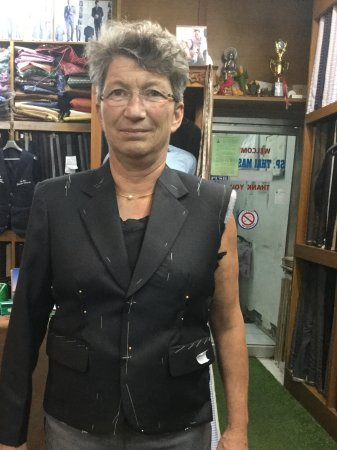 Mr K Best Tailors: My customer No.2959 from Netherland
